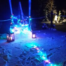 2021_01_03 Skibar auf Nachts geöffnet - bei Familie Schaffer in Berlin Grünheide
