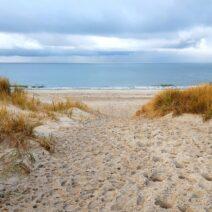2021_01_09 am Strand von Dierhagen_1 - von Anja Miehlke