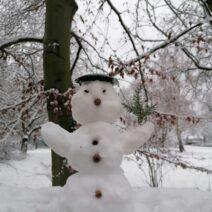 2021_01_10 Wintergrüße aus Leipzig_1 - von Sophie Lathan
