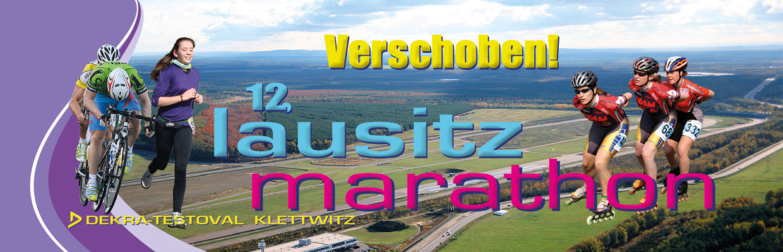 Der Lausitz-Marathon darf zum geplanten Termin am 31. Mai 2020 nicht durchgeführt werden.