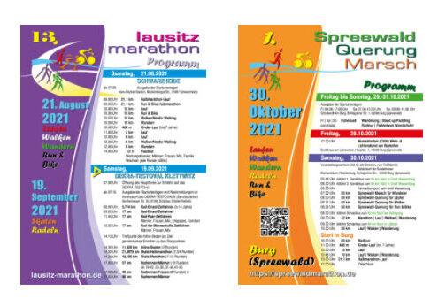 Diese Veranstaltungen werden wir dieses Jahr noch starten!