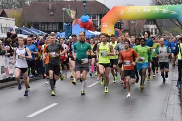 19. Spreewald-Marathon Burg